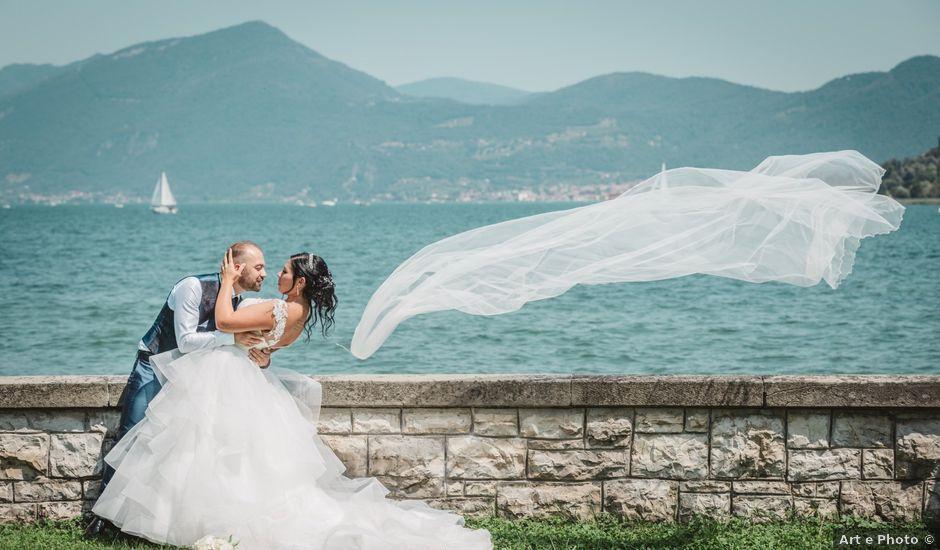 Il matrimonio di Andrea e Malindi a Mariano Comense, Como