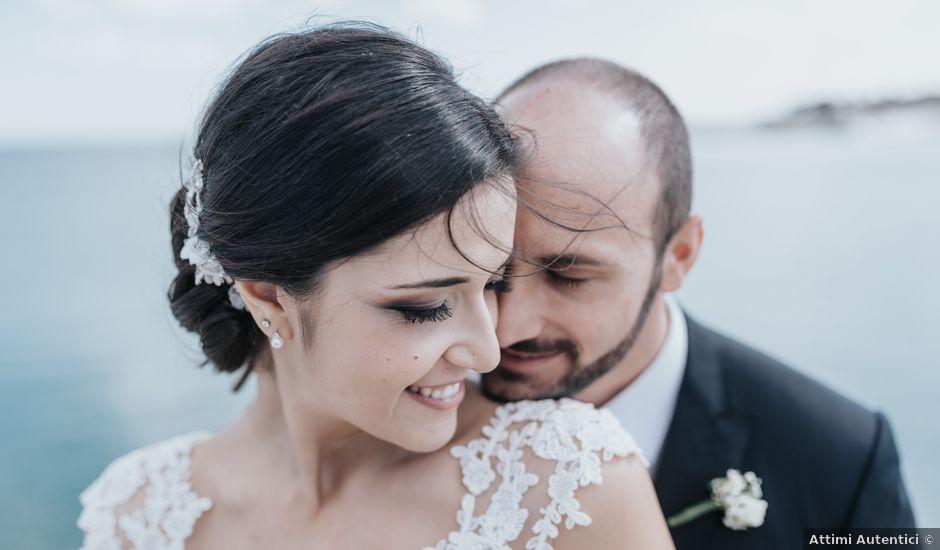 Il matrimonio di Francesco e Rossella a Trani, Bari