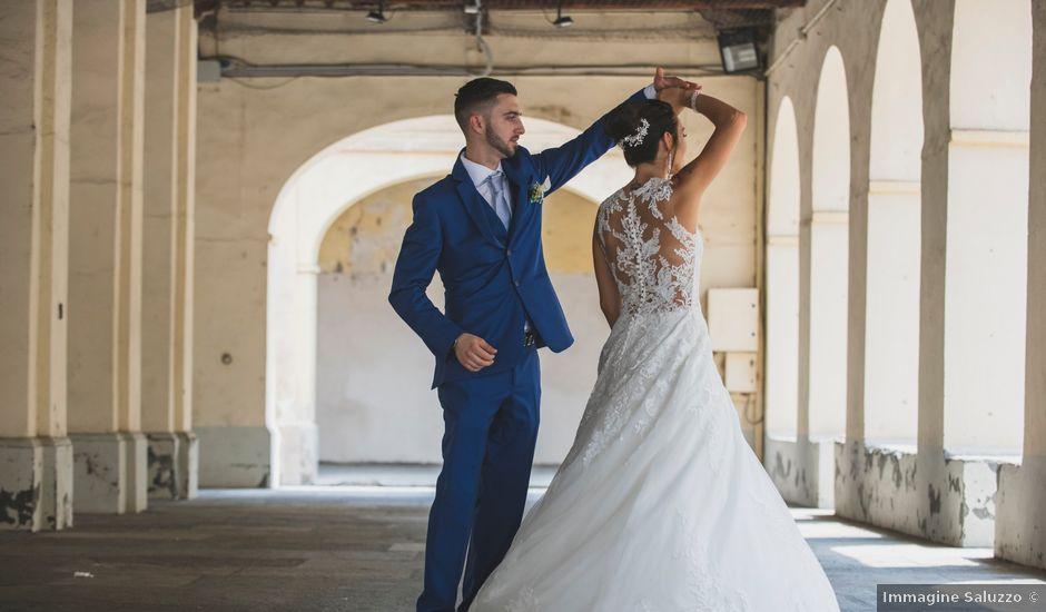 Il matrimonio di Luca e Giada a Cavour, Torino