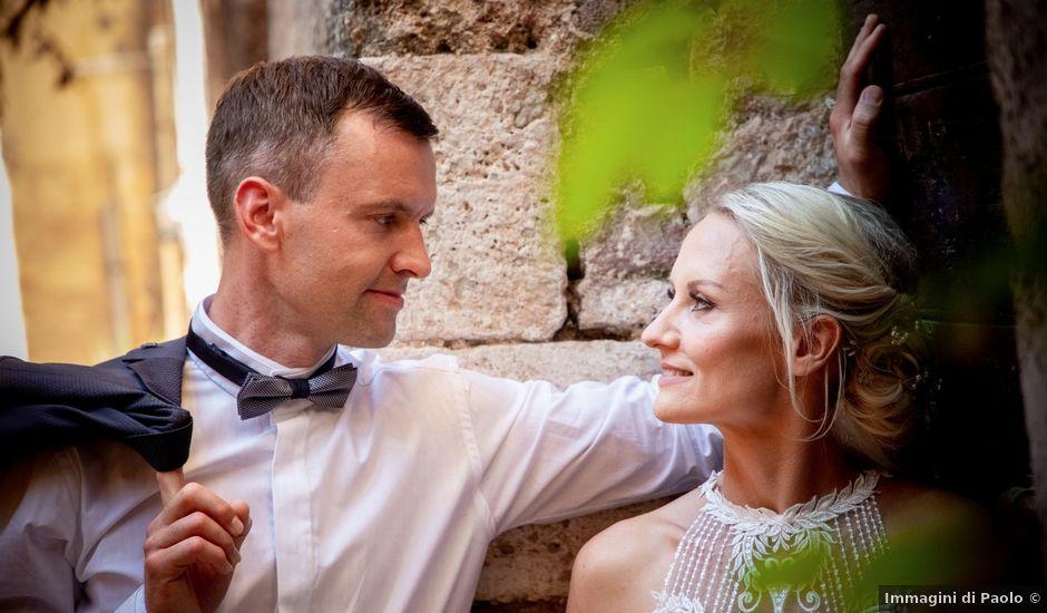 Il matrimonio di Marco e Alin a Massa Marittima, Grosseto