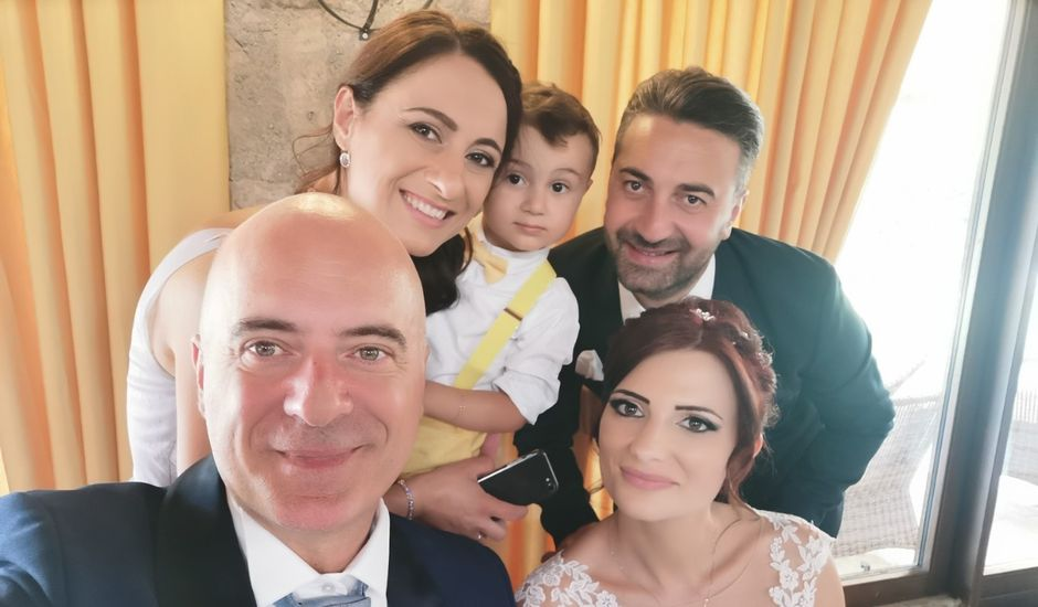 Il matrimonio di Marianna e Davide a Melizzano, Benevento