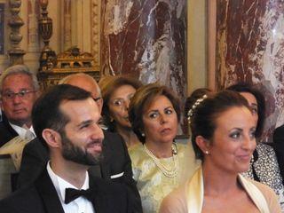 Le nozze di Federica e Galileo