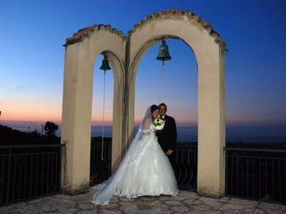Le nozze di Giusy e Nicola