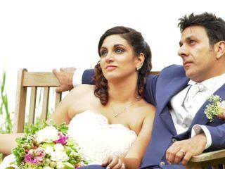 Le nozze di Aura e Carmine