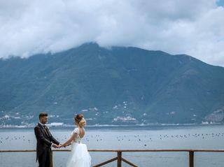 Le nozze di Federico e Anna