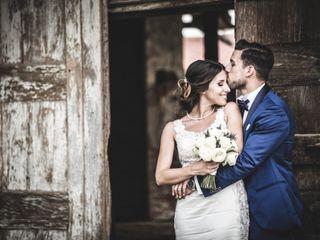 Le nozze di Fabiana e Riccardo