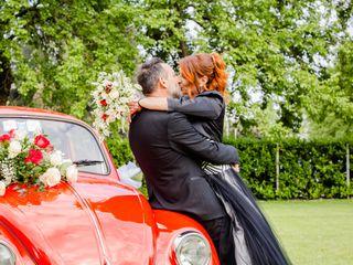 Le nozze di Vania e Moreno