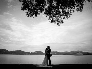 Le nozze di Melania e Massimo