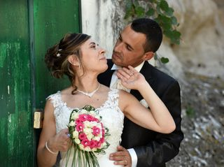 Le nozze di Ronsangela e Vincenzo