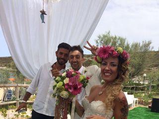 Le nozze di Marinella  e Mauro 1