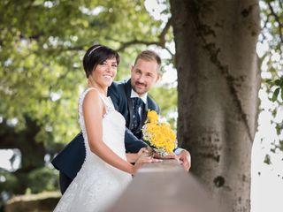 Le nozze di Claudia e Erik 1