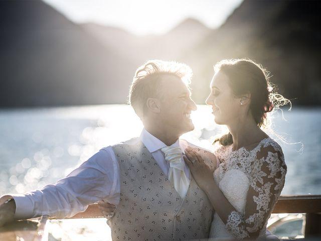 Le nozze di Elena e Richard