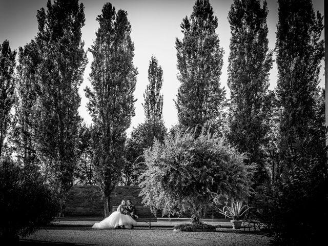 le nozze di Francesca e Alberto