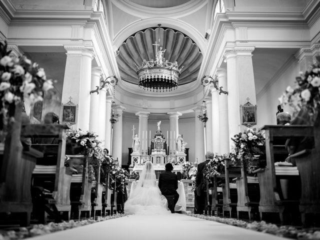 Il matrimonio di Alberto e Francesca a Sant'Elena, Padova 11