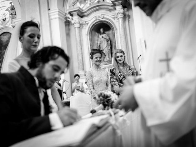 Il matrimonio di Alberto e Francesca a Sant'Elena, Padova 12
