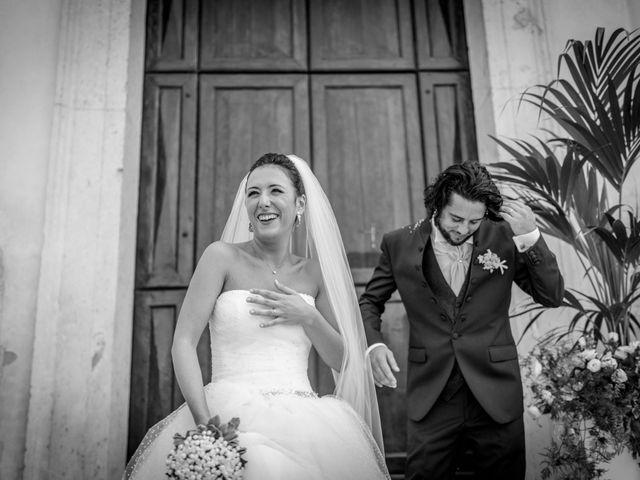 Il matrimonio di Alberto e Francesca a Sant'Elena, Padova 14