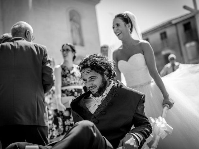 Il matrimonio di Alberto e Francesca a Sant'Elena, Padova 15