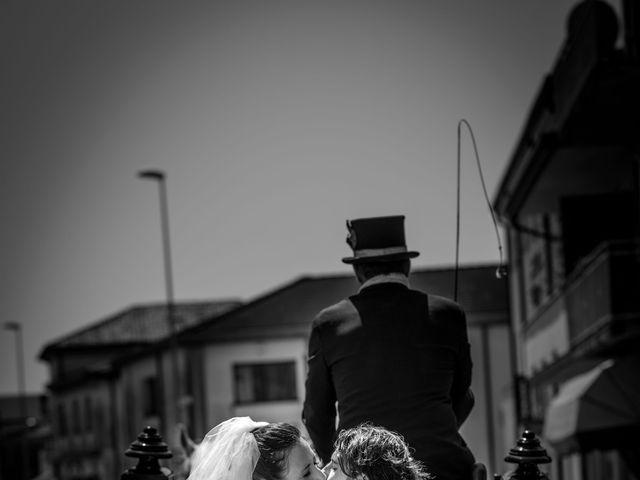 Il matrimonio di Alberto e Francesca a Sant'Elena, Padova 16