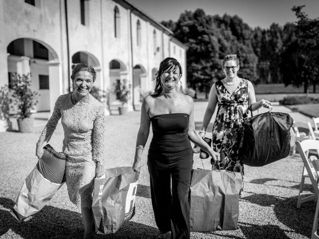 Il matrimonio di Alberto e Francesca a Sant'Elena, Padova 21
