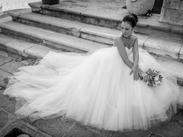 Il matrimonio di Alberto e Francesca a Sant'Elena, Padova 22
