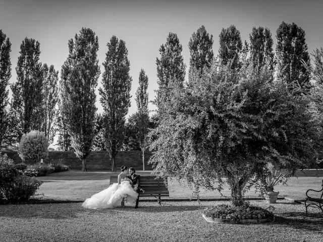 Il matrimonio di Alberto e Francesca a Sant'Elena, Padova 24
