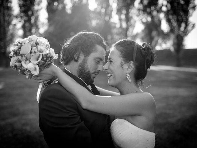 Il matrimonio di Alberto e Francesca a Sant'Elena, Padova 1