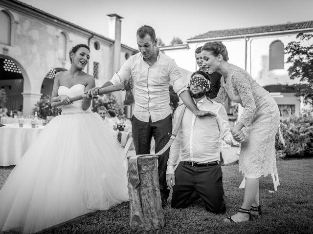 Il matrimonio di Alberto e Francesca a Sant'Elena, Padova 27