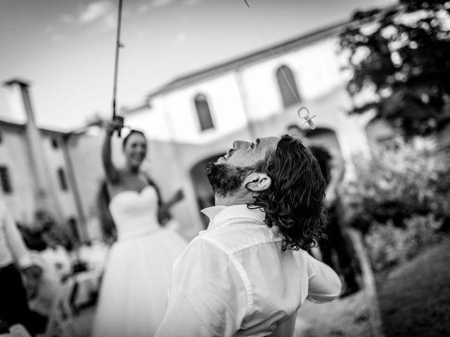 Il matrimonio di Alberto e Francesca a Sant'Elena, Padova 28
