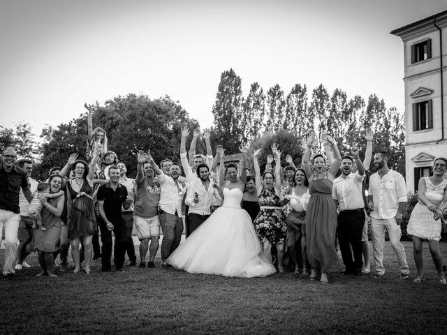 Il matrimonio di Alberto e Francesca a Sant'Elena, Padova 30