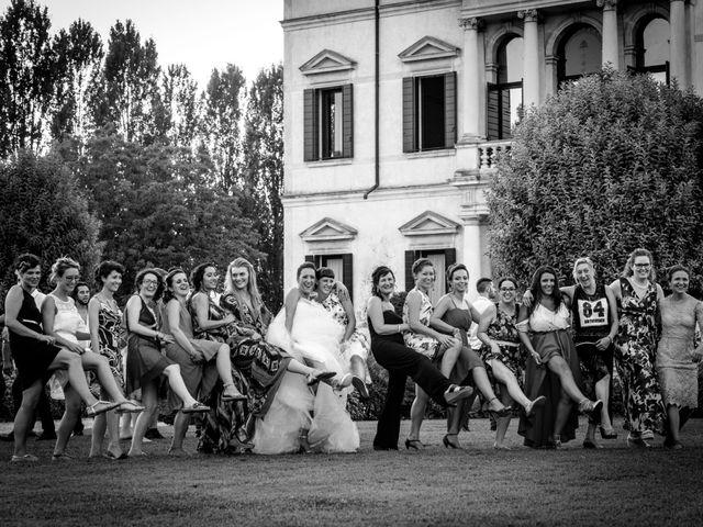 Il matrimonio di Alberto e Francesca a Sant'Elena, Padova 32