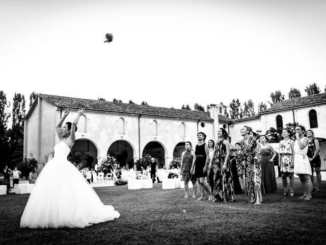 Il matrimonio di Alberto e Francesca a Sant'Elena, Padova 33