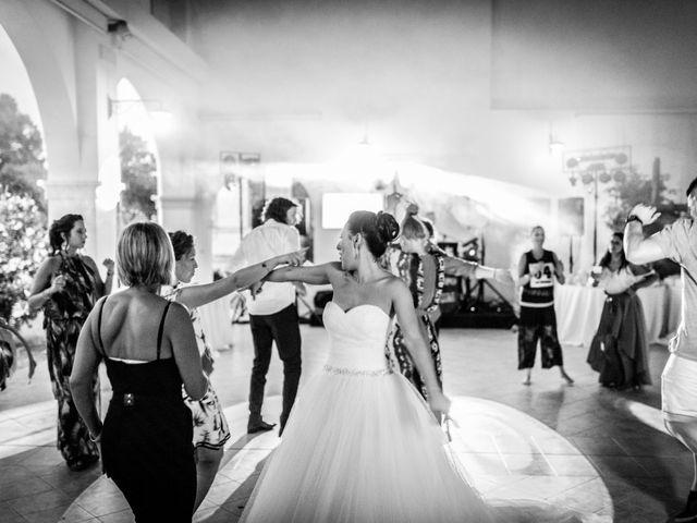 Il matrimonio di Alberto e Francesca a Sant'Elena, Padova 35