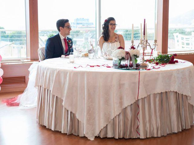 le nozze di Melanie e Marcello