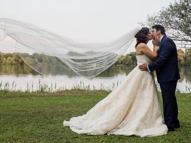 Il matrimonio di Carmine e Aura a Gaggiano, Milano 3
