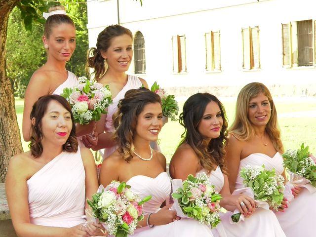 Il matrimonio di Carmine e Aura a Gaggiano, Milano 5