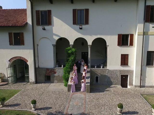 Il matrimonio di Carmine e Aura a Gaggiano, Milano 11
