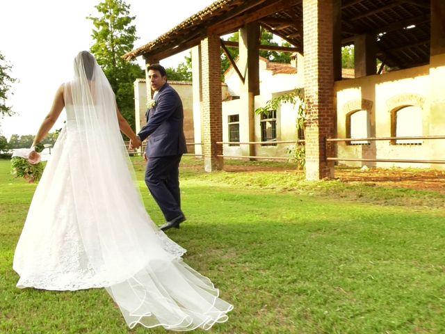 Il matrimonio di Carmine e Aura a Gaggiano, Milano 12