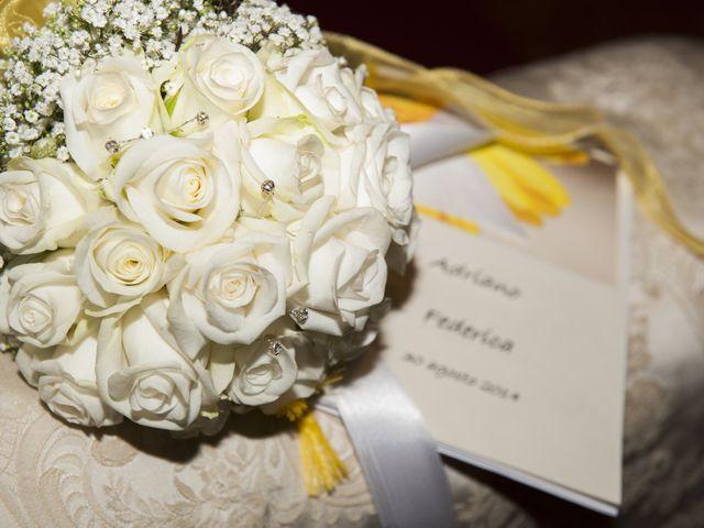 Il matrimonio di Adriano e Federica a Caprino Veronese, Verona 11