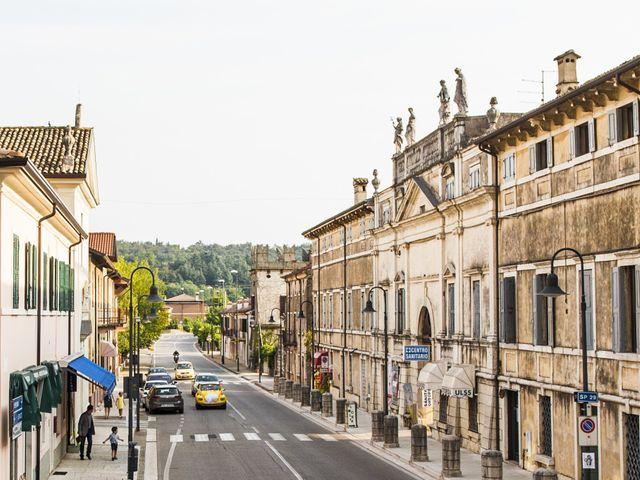 Il matrimonio di Adriano e Federica a Caprino Veronese, Verona 7
