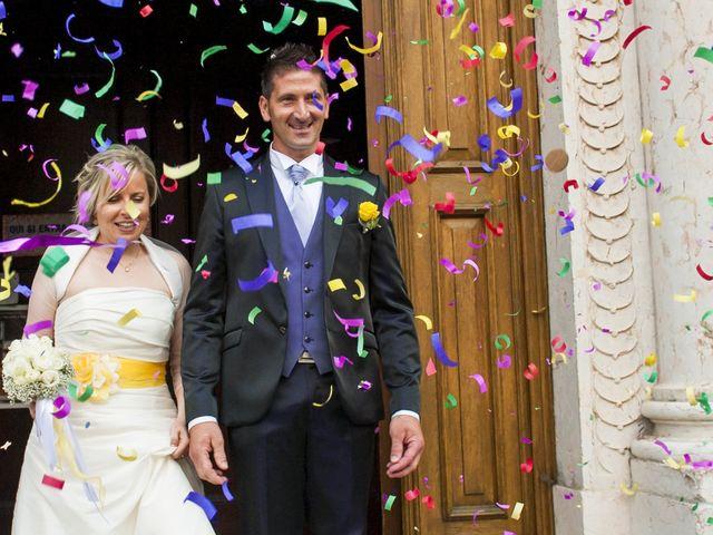 Il matrimonio di Adriano e Federica a Caprino Veronese, Verona 18