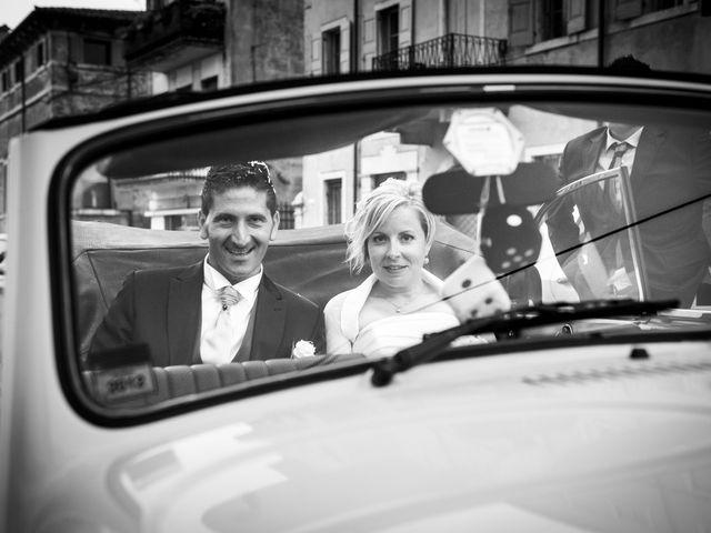 Il matrimonio di Adriano e Federica a Caprino Veronese, Verona 20