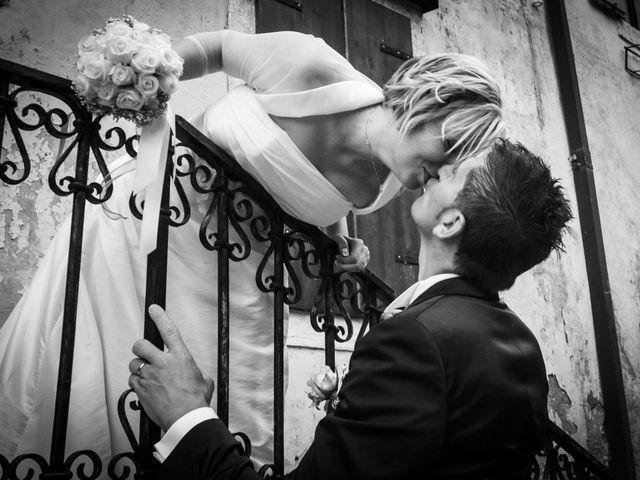 le nozze di Federica e Adriano