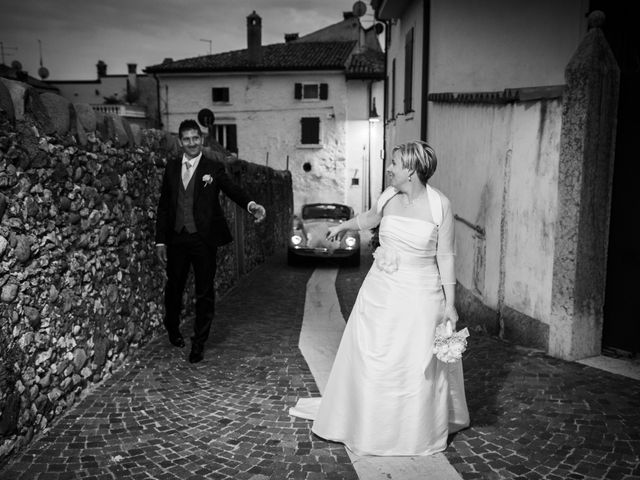 Il matrimonio di Adriano e Federica a Caprino Veronese, Verona 23