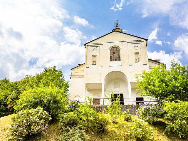 Il matrimonio di Fabio e Deborah a Varallo Pombia, Novara 12