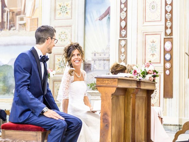 Il matrimonio di Fabio e Deborah a Varallo Pombia, Novara 13