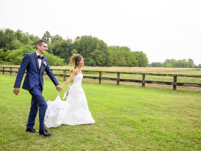 Il matrimonio di Fabio e Deborah a Varallo Pombia, Novara 9