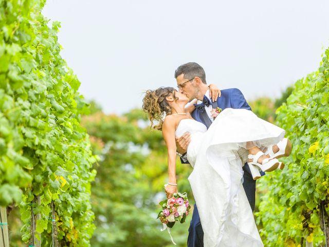 Il matrimonio di Fabio e Deborah a Varallo Pombia, Novara 6