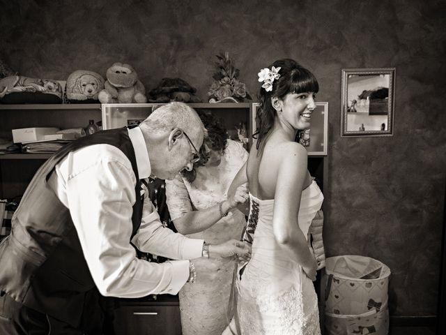 Il matrimonio di Luca e Giada a Martinengo, Bergamo 3
