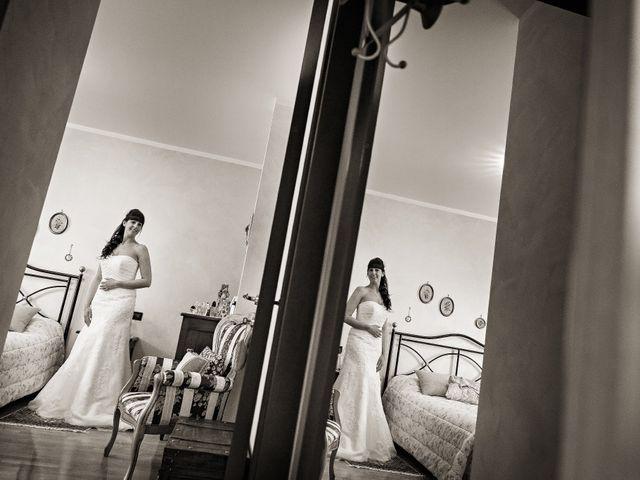 Il matrimonio di Luca e Giada a Martinengo, Bergamo 4