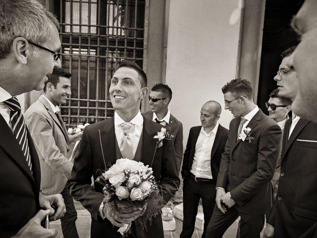 Il matrimonio di Luca e Giada a Martinengo, Bergamo 6